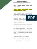 Reportaje El Petro-Versión 7