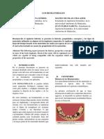Informa Biomateriales