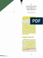 AURELL, James y BURKE. Peter. Tendencias Recientes Del Giro Linguistico a Las Historias Alternativas