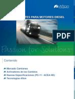 Aceites Lubricantes Para Motores Diesel Sep-2015