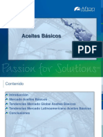 Bases Lubricantes- 2015