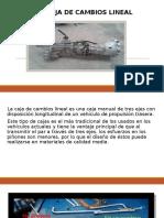 311041601 Caja de Cambios Lineal Tarea