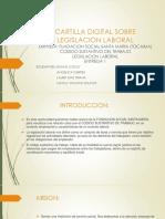 Cartilla Digital Sobre Legislacion Laboral