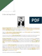 El Espejo Gótico_ El Libro Del Ángel Raziel
