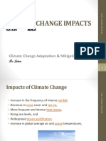 Effects of Climate Change MS