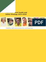 Seguridad y salud en el transporte - Australia