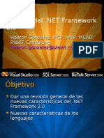mejoras del net framework 2.0