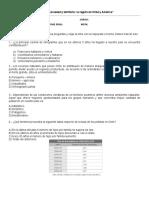 8Basico - Evaluación N° 8 Historia - Clase 02 Semana 37 - S2