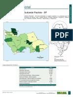 Caderno Territorial 089 Sudoeste Paulista - SP