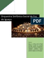 orquestra social de foz
