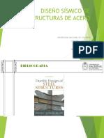 Diseño Sísmico de Estructuras de Acero