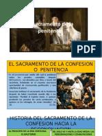 Presentacion Sobre El Sacramento de La Penitencia
