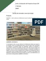 Proyecto Mercadeo