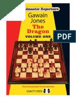 Grandmaster Repertoire - The Dragon - volume one by Gawain Jones