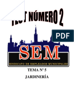Test Jardineria Nº2 Logo Sem