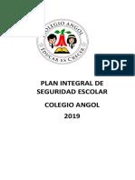 Anexo 3 Plan Integral de Seguridad Escolar