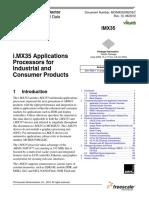 i.MX35 Applications