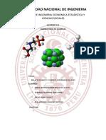 Enlace Quimico y Fuerzas Intermoleculares