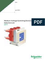 HVX for SE Panel Catalogue & Selection List.pdf