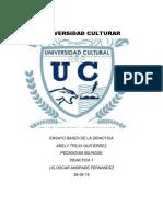 Universidad Cultural