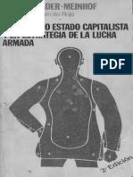 Fracción del Ejército Rojo - El moderno Estado capitalista y la estrategia de la lucha armada