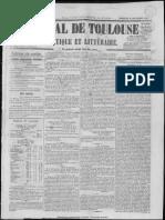 Unirea Principatelor Documente Joiurnal de Toulouse