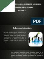 Relaciones industriales