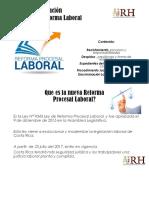 Capacitacion Reforma Laboral