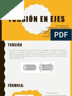 EXPOSICIÓN TORSIÓN