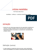 EXERCÍCIOS RESISITIDOS - 2015
