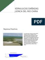 Obras Hidraulicas Dañadas en La Cuenca Del Rio