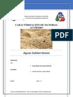 Caracterizacion de Material Acuifero-yucra Caccha , Jose Carlos