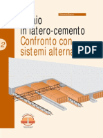Solaio latero-cemento