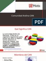 Comunidad Andina CAN