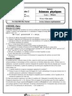 Devoir de Contrôle N°2 - Sciences physiques - Bac Sciences exp (2017-2018) Mr Handoura Naceur.pdf