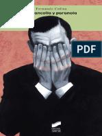 Melancolía y paranoia - Fernando Colina.pdf