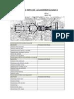 Check List de Inspeccion Cargador Frontal Wa320-1