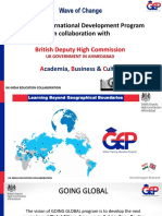 GTEP Presentation
