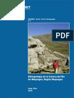 Boletín 6-H Hidrogeología de La Cuenca Río Ilo-Moquegua