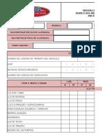 Formato Preoperacional Vehiculos Jms