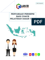 Update Poin-Poin Penyamaan Persepsi Coach Latsar CPNS 05102019