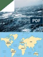 The Earth's Oceans
