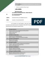 Informe Nº 076 de Ayahuanco 2016