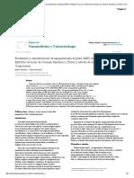 Biosíntesis y Caracterización de Nanopartículas de Plata (SNP) Mediante El Uso de Extractos de Hojas de Ocimum Sanctum L (Tulsi) y Estudio De