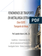 transporte de metalurgia