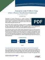 IT Effort using APQC.pdf