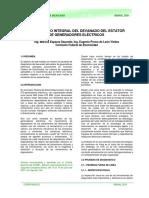 Diagnóstico devanado generadores