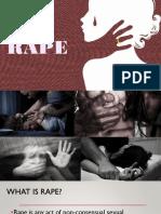 Rape PPP