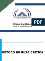 Ruta Critica Cpm y Pert