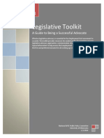 2014 Legislative Toolkit